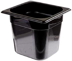 Rubbermaid Commercial Products 1/6 Size 2-1/2-Quart Hot Food