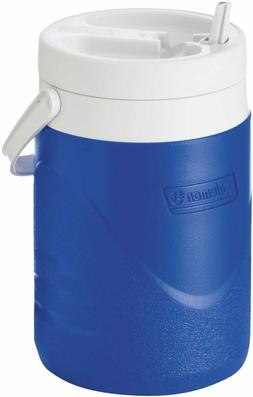1 Gallon Jug Cooler Water Ice Chest Faucet Drink Thermos Ins