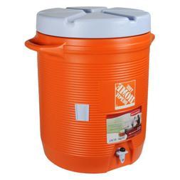 10 Gallon Water Cooler Bottom Spout Spigot Easy Pouring Port