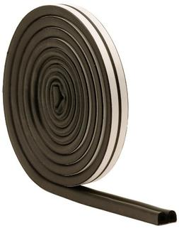 M-D Building Products 1025 Weather Seal Strip, Black
