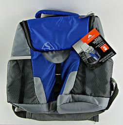 Ozark Trail 12 Can Backpack Cooler Blue Gray