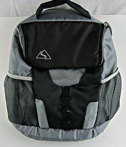 Ozark Trail 12-Can Beer/Soda Black Insulated Backpack Cooler