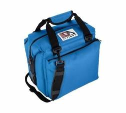 AO Coolers 12 Can Deluxe Canvas Soft Cooler, w/Removable Sho