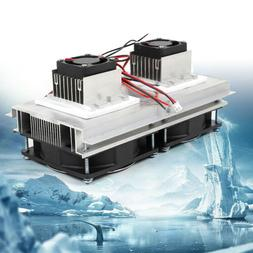12v thermoelectric peltier refrigeration cooling system air
