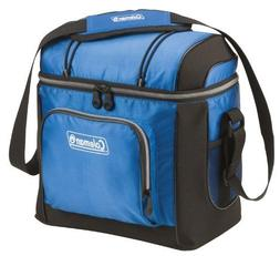 Coleman 16-Can Soft Cooler with Removable Liner, Blue
