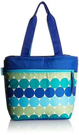 Arctic Zone 16 Can Fashion Tote, Dancing Dots