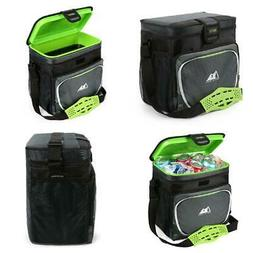 16 Cans Arctic Cooler Zone Zipperless Lid Removable SmartShe