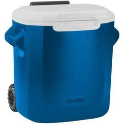 Coleman 16-qt Personal Wheeled Cooler, Blue