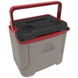 Igloo 16-Quart Plastic Personal Cooler Plastic Camping Picni