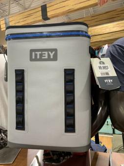 YETI 18060130007 Hopper BackFlip 24 Cooler Backpack - Fog Gr