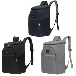 18L Insulated Cooling Backpack Picnic Camping Rucksack Beach