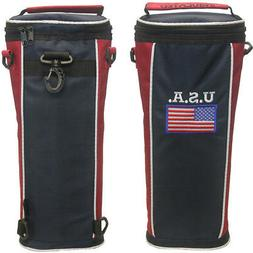 PowerBilt 2-Cool Soft-Sided Insulated Golf Bag Beverage Cool