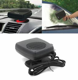2 In 1 Portable Car Auto Fan Heater Cooler Plugin Demister D