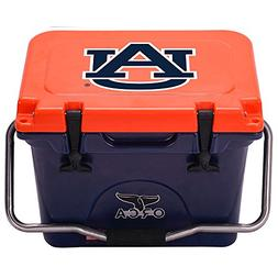 ORCA 20 Cooler Auburn University, Navy/Orange