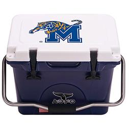 ORCA 20 Cooler University of Memphis, Blue/White