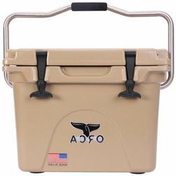 Orca 20 QT Tan Cooler / Lifetime Warranty / TAN 20 QUART COO