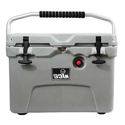 nICE 20 Quart Double Wall Insulated Portable Cooler with Han