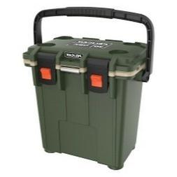 NEW Pelican 20QT Elite Cooler Green/Tan *ODTAN* 20QTGRNTN