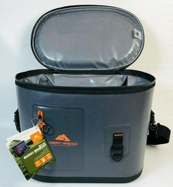 24 CAN Premium COOLER w/ Bottle Opener by Ozark Trail  NEW F