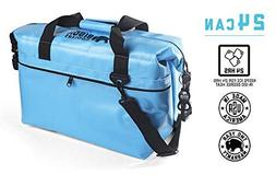BISON COOLERS 24 Can Softpak Portable Cooler. Portable, Insu