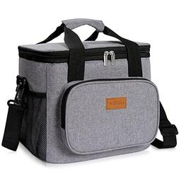 Lifewit Insulated Lunch Bag Box 15L  Soft Cooler Bag, Therma