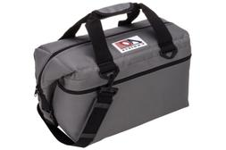 AO Coolers 24 Pack Canvas Soft Sided Cooler - Charcoal - AO2