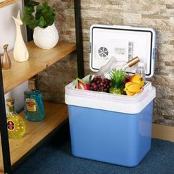 24L Large Removable Shelf Cooler & Warmer Electric Box For C