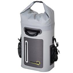 Outsunny 25 Quart Capacity Soft Sided Waterproof Insulated B