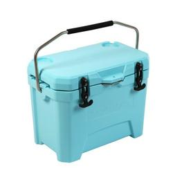 Ozark Trail. 26-Quart High-Performance Cooler, Marine Blue