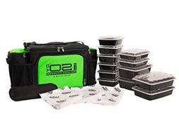 Isolator Fitness 6 Meal ISOBAG Meal Prep Management Insulate