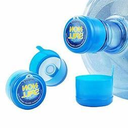 3 & 5 Gallon Water Jug Cap Replacement Non Spill Bottle Caps