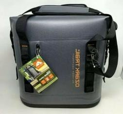 Ozark Trail 30 Can Premium Cooler Gray Black Grey **NEW**