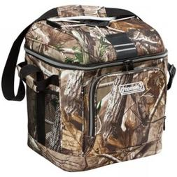Coleman 30-Can Soft Cooler with Liner | 4 Pockets and Bungee