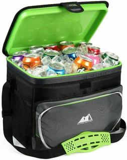 Arctic Zone 30-Can Zipperless Cooler Portable Outdoor Summer