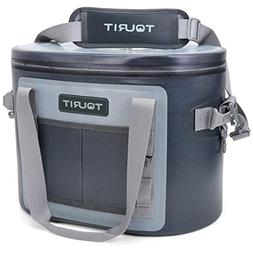 TOURIT Soft Cooler 30 Cans Leak-Proof Soft Pack Cooler Water