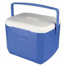 Coleman 3000001832 Cooler 16Qt Blue 00 5877 For Camping Trav