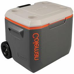 Coleman 3000002005 Xtreme Wheeled Cooler Grey