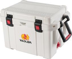 PELICAN 32-35Q-MC-WHT ProGear Marine Deluxe Cooler with 2''