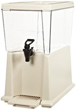 Rubbermaid Commercial 3358CLE Beverage Dispenser  Polycarbon