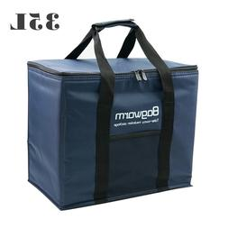 35L/20L <font><b>Cooler</b></font> Bag Insulation package th