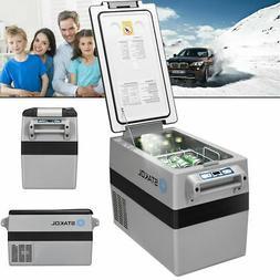 44 Quarts Portable Electric Car Cooler Refrigerator/Freezer