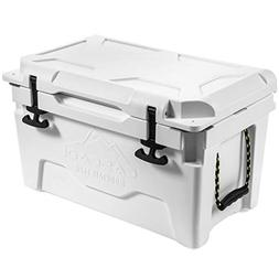Cascade Mountain Tech 45-Quart Rotomolded Cooler with Built-