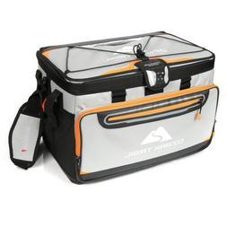 Ozark Trail 48-Can Zipperless Cooler, Grey