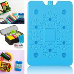 5 Pack Blue Ice Pack for Lunch Box and Cooler BPA Free, Reus