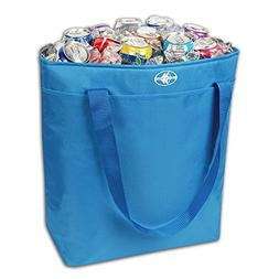 Arctic Zone 50 Can Thermal Tote, Blue