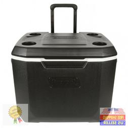 Coleman 50-Quart Xtreme 5-Day Heavy-Duty Insulated Cooler wi