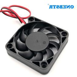 5010 brushless fan dc 5v 12v 24v