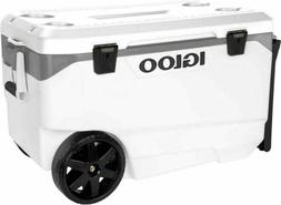 Ozark Trail 52 qt High Performance Cooler, White