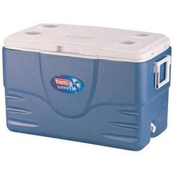 Coleman 52-Quart Extreme Cooler, Blue Keep Food And Drinks C