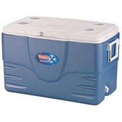 Coleman 52-Quart Extreme Cooler for Summertime Fun, Blue  N